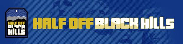Rushmore Media - Half Off Black Hills