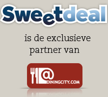 Sweetdeal is de exlusieve partner van