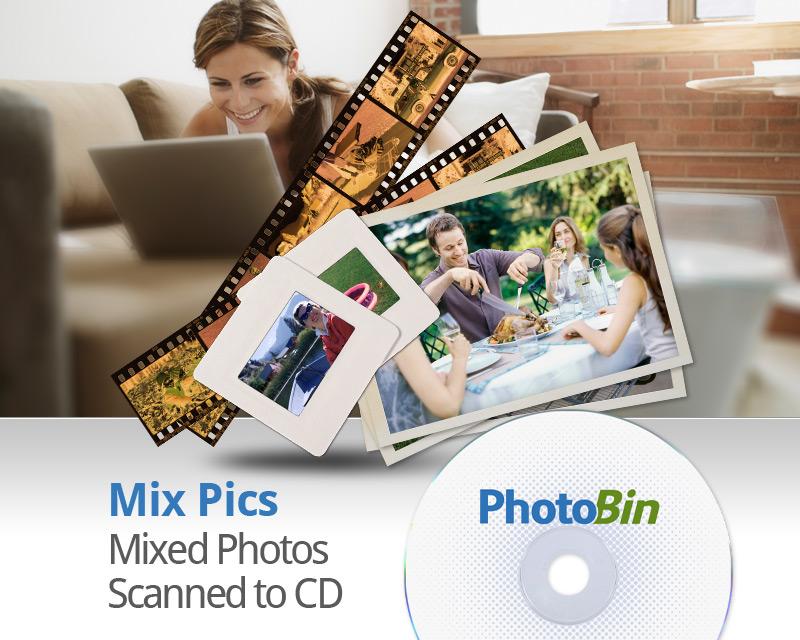 MixPicsPhotoBin