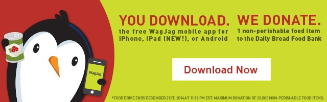 Download the WagJag App