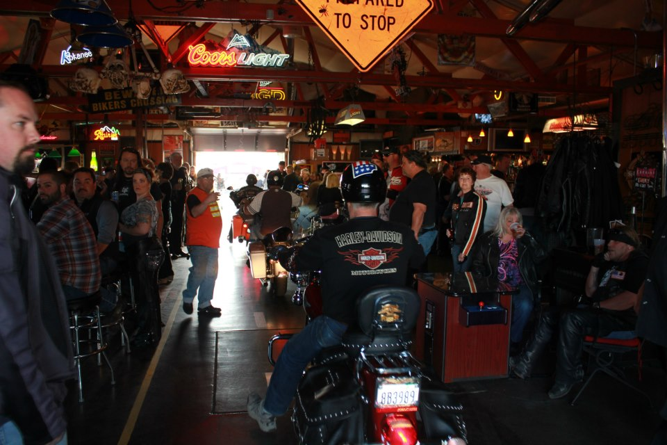 /></a><br /><br /></p> <p>Cruisers Bar & Grill in Stateline, Idaho, is one of the most unique venues in the Inland Northwest. With a one-of-a-kind drive-thru, you can ride your motorcycle or hot rod right through the middle of the bar. Now under new ownership and management, Cruisers is bringing back the fun to the Stateline area. An updated menu with great food at great prices, an awesome selection of 16 domestic and local/regional beers on tap, and a variety of daily events make Cruisers a must-stop! Come catch the big game, play some pool, or just come see us for lunch. Cruisers is much more than a just a biker bar!</p> <p> </p> <p>Accessible off Hwy 90 from either direction by taking Idaho exit #2. Cruisers has quickly become the place to visit, all roads lead to Cruisers, and one goes right through it!! Also sign up to receive our weekly email by sending an email to info@cruisersbarandgrill.com</p> <p> </p> <p>Cash, Visa, Mastercard accepted. Business hours Sunday 11 a.m.-2 a.m. Monday noon-2 a.m. Tuesday noon-2 a.m. Wednesday noon-2 a.m. Thursday noon-2 a.m. Friday 9 p.m.-2 a.m. Saturday 11 a.m.-2 a.m.</p> <p> </p>