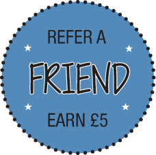 refer a friend earn 5