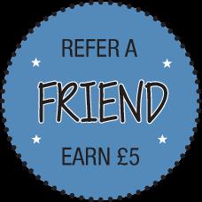 refer a friend earn 5